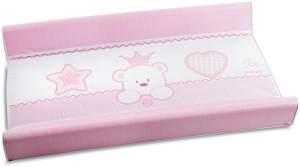 Italbaby 050.6010-27 Wickelunterlage Itbe, rosa - 300 g