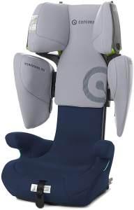 Concord 'Transformer iTech' Autokindersitz 2021 Whale Blue, 9 bis 36 kg (Gruppe 1/2/3)