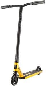 MADD Gear 'Carve Elite Stuntscooter' Scooter, ab 8 Jahren, Lenkerhöhe 81 cm, V2 MG Composite Blitz, max. belastbar bis 100 kg, gold/schwarz