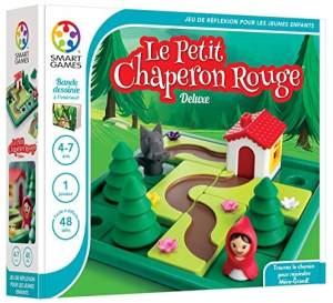 Smartgames–SG 021fr–Rotkäppchen–Spiel der Reflexion für Kinder