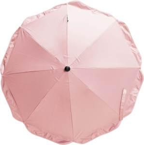 Sonnenschirm für Kinderwagen Set lila