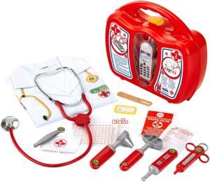Theo Klein 4353 Doktorkoffer Deluxe, Spielzeug