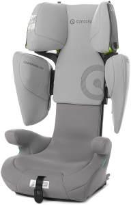 Concord 'Transformer iTech' Autokindersitz 2021 Cloud Grey, 9 bis 36 kg (Gruppe 1/2/3)