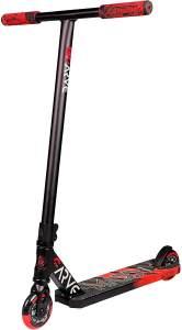 MADD GEAR 'Carve Pro-X' Scooter, Lenkerhöhe 78 cm, MGP Carve Pro-X Full Deck, max. belastbar bis 100 kg, schwarz/rot