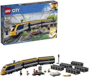 LEGO City 60197 Personenzug Spielzeugeisenbahn