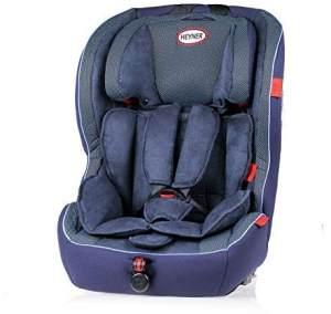HEYNER 'MultiRelax Aero Fix' Kindersitz Cosmic Blue, 9 bis 36 kg