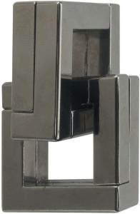 Huzzle Cast Quartet - Hochwertiges Metall-Puzzle