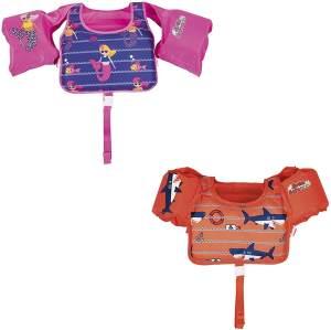 Swim Safe Schwimmhilfe mit Textilbezug für Kinder 3-6 Jahre, sortiert