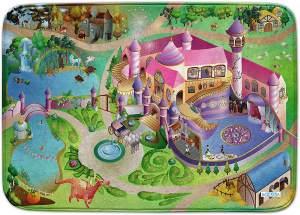 Spielmatte Prinzessin uns verbinden 100 x 150 cm