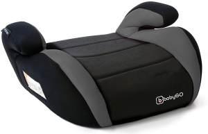 babyGO 'BOOSTER' Sitzerhöhung Grau, 15 bis 36 kg (Gruppe 2/3)