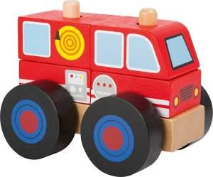 small foot Konstruktionsfahrzeug Feuerwehr