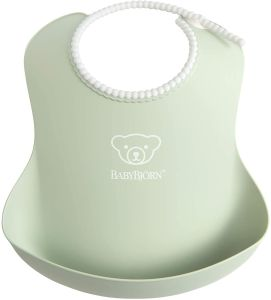 BabyBjörn Lätzchen, blassgrün