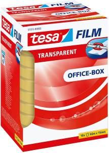 Kreul tesafilm transp. 66 m x 15 mm Office Box 10x (T57372-02-00)