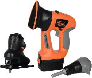 Smoby 360102-PB - Black + Decker eVo 4-in-1 Werkzeug