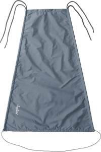 Playshoes Baby Sonnensegel für den Kinderwagen, Blau (marine), 75 x 55 cm