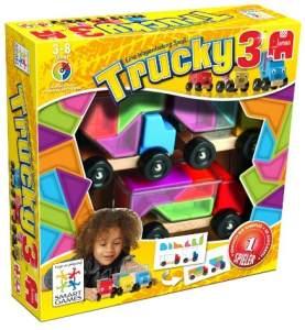 Jumbo 17727 - Smartgames - Trucky