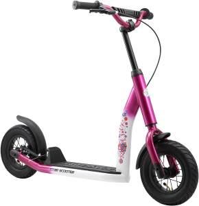 Star-Scooter Tretroller Kinderroller ab 5 Jahre 10 Zoll New Gen Pink
