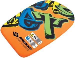 Schildkröt Schwimmbrett Bodyboard, mit Nylonüberzug und EPS Schaumstoff-Kern, M (69 cm)
