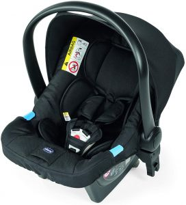 Chicco ' Kaily' Babyschale Black