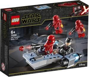 LEGO 75266 Star Wars Sith Troopers Battle Pack mit Battle Speeder
