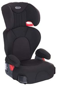 Graco Kindersitz Autositz Logico L Gr. 2/3 Midnight Black 15-36 kg