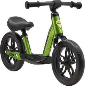 Bikestar Kinderlaufrad 10 Zoll Eco Classic Grün