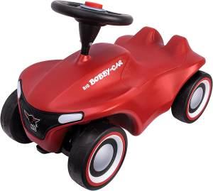 BIG 800056240 'Bobby-Car-Neo rot' ab 12 Monaten, bis 50 kg belastbar, rot
