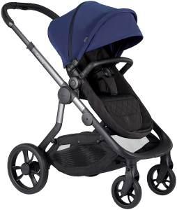 iCandy 'Orange' Kombikinderwagen2in1 Indigo ab Geburt inkl. Babywanne