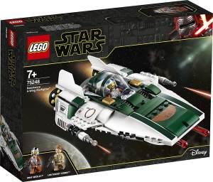 LEGO 75248 Star Wars - Der Aufstieg Skywalkers Widerstands A-Wing Starfighter