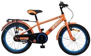 Sports 18 Zoll 26 cm Jungen Rücktrittbremse Orange