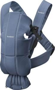 BabyBjörn 021074 Baby Carrier Mini, blau
