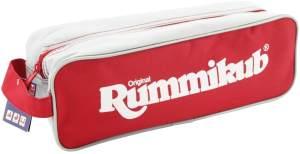 Jumbo Spiele 'Original Rummikub Travel Pouch' Legespiel, ab 7 Jahren, 2 - 4 Spiele, 20 min Spielzeit