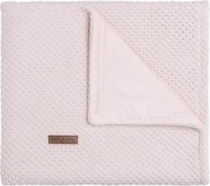 Babys einzige Baby-Krippe-Decke Soft Flavour Classic Pink