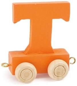 Buchstabenzug bunt T