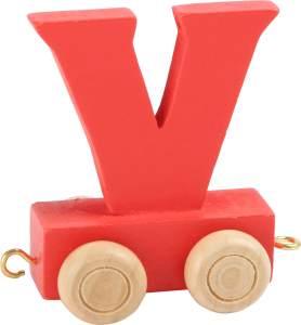Legler Buchstabenzug bunt V