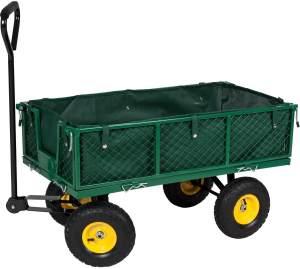 tectake Bollerwagen max. 350kg
