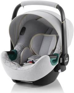 Britax Römer 'BABY-SAFE iSENSE' Babyschale 2021 BR Nordic Grey, 0 bis 13 kg (Gruppe 0+)