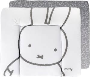 Roba 'Miffy' Wickelauflage soft, weiß 75x80 cm