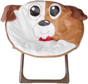 Mica 'Hund' Kinderstuhl klappbar