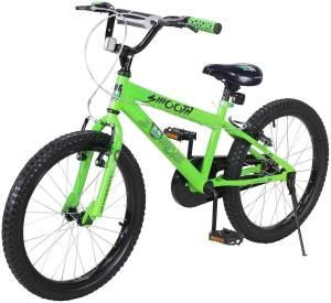Actionbikes Kinderfahrrad in Grün 20 Zoll, ab 6 bis 8 Jahre