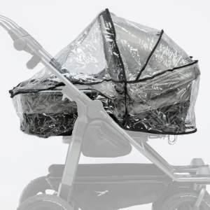TFK Regenschutz - duo - Kombi Kinderwagen - (1 Wanne)