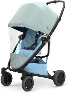 Quinny 1405632000 Buggy Regenschutz für Zapp Flex Plus / Zapp Flex, blau