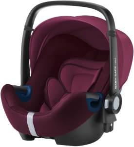 Britax Römer Baby-Safe2 i-Size Burgundy Red Kollektion 2019