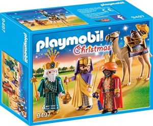 Playmobil Christmas 9497 'Heilige Drei Könige', 58 Teile, ab 4 Jahren
