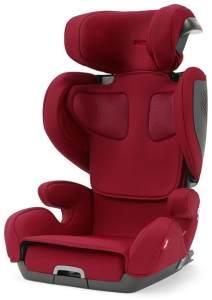 Recaro 'Mako Elite 2' Autokindersitz 2021 Select Garnet Red, 15 bis 36 kg (Gruppe 2/3)