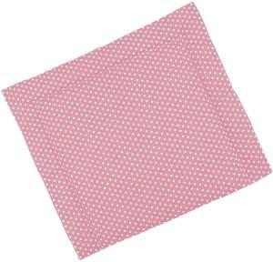 Sugarapple Wickelauflage pink, Sterne