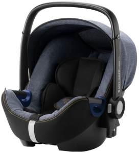 Britax Römer Baby-Safe2 i-Size Blue Marble Kollektion 2019