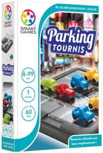 Smartgames–SG 434fr–Parkplatz tournis–Spiel der Reflexion