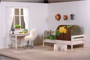 Flexa 'Classic' Einzelbett weiß, 90x190 cm