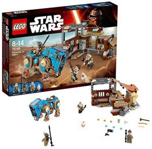 LEGO Star Wars 75148 'Encounter on Jakku', 530 Teile, ab 8 Jahren